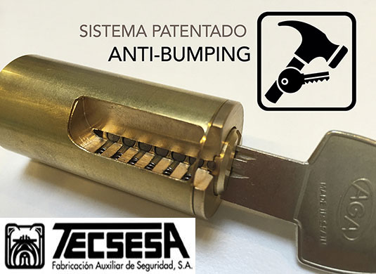 ANTIBUMPING TECSESA