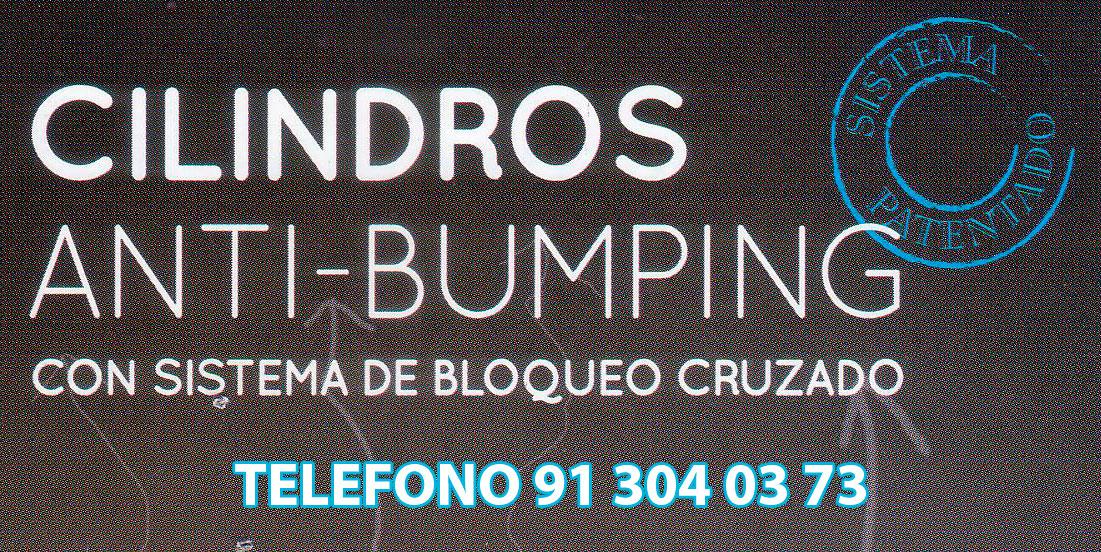 ▷ Instale Sistema Antibumping AHORA 913040373
